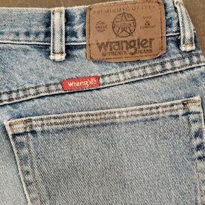 Vintage Wranglers